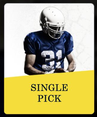 1 Pick
