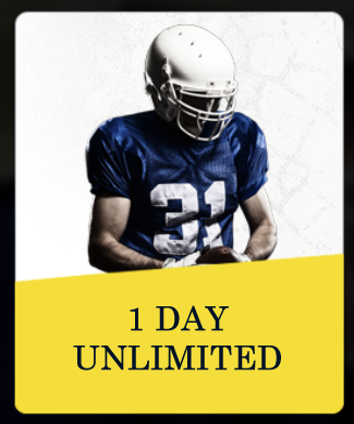 1 Day Unlimited Picks